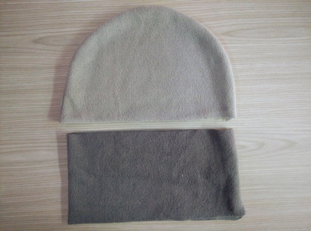 Polyester lining for the hat beanie - Rochak Handknit