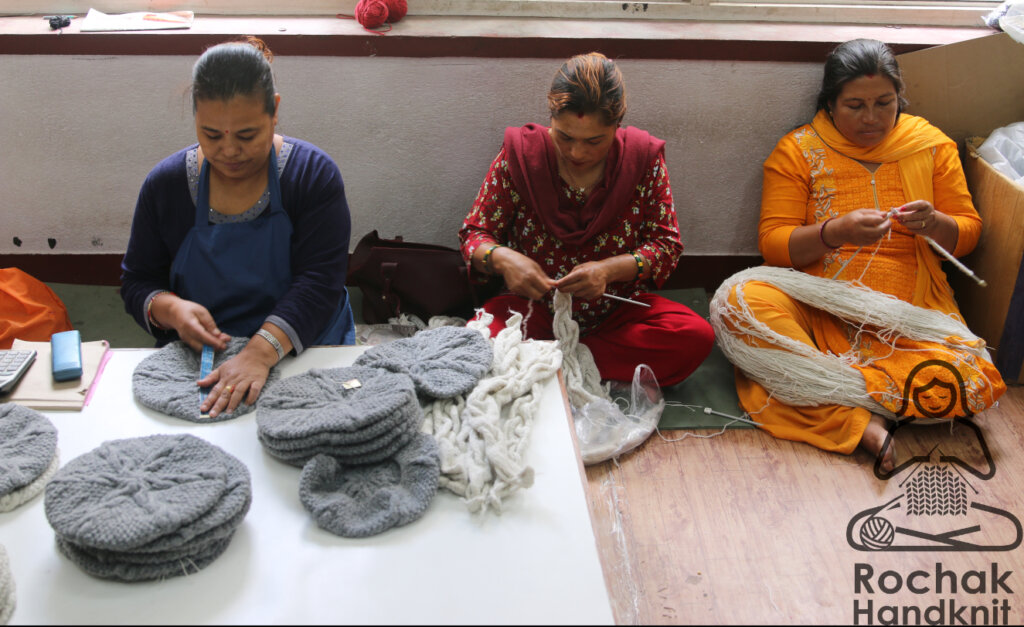 Weekly Audit of the production of beanie - Rochak Handknit